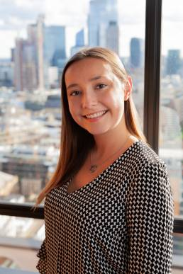 Hannah Van't Hoff | Marketing Manager | ONQOR Group