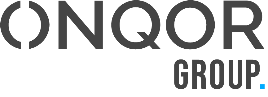 onqor group logo
