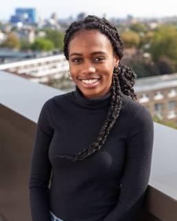 Tashana Nelson | Marketing Assistant | ONQOR Group Portrait Photo