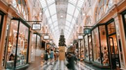 Festive Season Shopping Mall